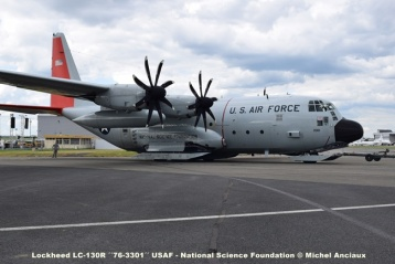 DSC_0297 Lockheed LC-130R ´´76-3301´´ USAF - National Science Foundation © Michel Anciaux
