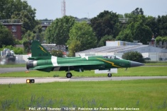 DSC_0335 PAC JF-17 Thunder ´´12-138´´ Pakistan Air Force © Michel Anciaux