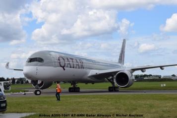 DSC_0432 Airbus A350-1041 A7-ANH Qatar Airways © Michel Anciaux