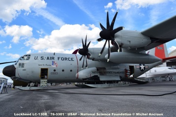 DSC_0579 Lockheed LC-130R ´´76-3301´´ USAF - National Science Foundation © Michel Anciaux