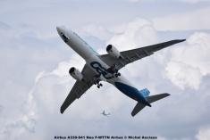 DSC_0783 Airbus A330-941 Neo F-WTTN Airbus © Michel Anciaux