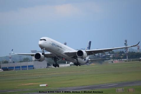 DSC_1017 Airbus A350-1041 F-WMIL Airbus © Michel Anciaux