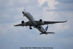 DSC_1021 Airbus A350-1041 F-WMIL Airbus © Michel Anciaux