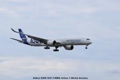 DSC_1285 Airbus A350-1041 F-WMIL Airbus © Michel Anciaux