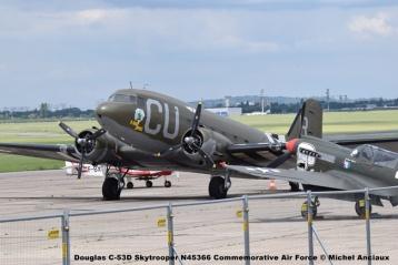 DSC_309 Douglas C-53D Skytrooper N45366 Commemorative Air Force © Michel Anciaux