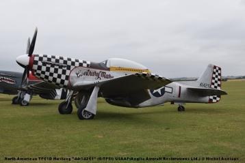 DSC_0189 North American TF51D Mustang ''44-14251'' (G-TFSI) USAAF(Anglia Aircraft Restorations Ltd.) © Michel Anciaux