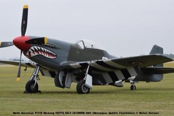 DSC_0190 North American P-51D Mustang KH774 GA-S (G-SHWN) RAF (Norwegian Spitfire Foundation) © Michel Anciaux