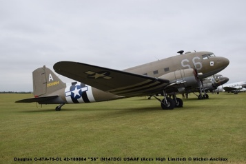 DSC_0210 Douglas C-47A-75-DL 42-100884 ''S6'' (N147DC) USAAF (Aces High Limited) © Michel Anciaux
