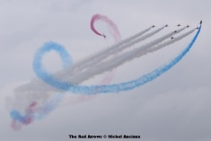 DSC_0869 The Red Arrows © Michel Anciaux