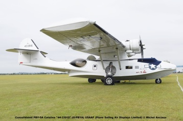 DSC_0227 Consolidated PBY-5A Catalina ''44-33915'' (G-PBYA) USAAF Plane Sailing Air Displays Limited © Michel Anciaux