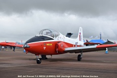 DSC_0447 BAC Jet Provost T.5 XW324 (G-BWSG) RAF (Heritage Aviation) © Michel Anciaux