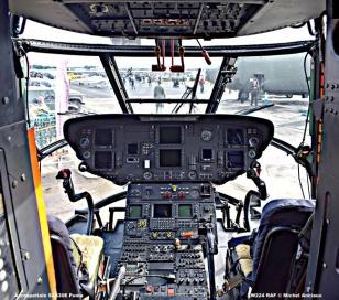 DSC_0468 Aerospatiale SA330E Puma XW224 RAF © Michel Anciaux