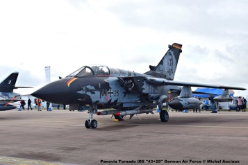 DSC_0496 Panavia Tornado IDS ''43+25'' German Air Force © Michel Anciaux