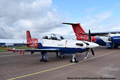 DSC_0533 Pilatus PC-21 G-ETPB QinetiQ © Michel Anciaux