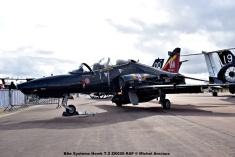 DSC_0543 BAe Systems Hawk T.2 ZK020 RAF © Michel Anciaux
