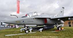 DSC_0557 Alenia Aermacchi T-346A MT55232 Aeronautica Militare © Michel Anciaux