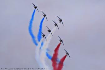 DSC_1156 Dassault-Breguet-Dornier Alpha Jet E Patrouille de France © Michel Anciaux