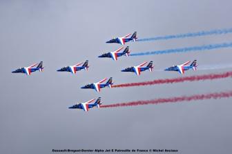 DSC_1199 Dassault-Breguet-Dornier Alpha Jet E Patrouille de France © Michel Anciaux