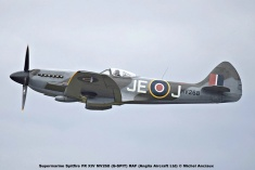 DSC_1241 Supermarine Spitfire FR XIV MV268 (G-SPIT) RAF (Anglia Aircraft Ltd) © Michel Anciaux