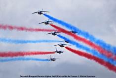 DSC_1344 Dassault-Breguet-Dornier Alpha Jet E Patrouille de France © Michel Anciaux
