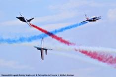 DSC_1366 Dassault-Breguet-Dornier Alpha Jet E Patrouille de France © Michel Anciaux