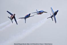 DSC_1370 Dassault-Breguet-Dornier Alpha Jet E Patrouille de France © Michel Anciaux