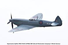 DSC_1382 Supermarine Spitfire PRXI PL983 (G-PRXI) RAF (Aircraft Restoration Company) © Michel Anciaux