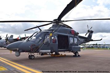 DSC_1406 AgustaWestland AW139M ''MM81796 15-40'' Aeronautica Militare © Michel Anciaux