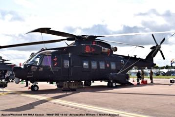 DSC_1416 AgustaWestland HH-101A Caesar ''MM81865 15-02'' Aeronautica Militare © Michel Anciaux