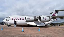 DSC_1423 Boeing C-17A Globmaster III A7-MAB 080202'' Qatar Emiri Air Force © Michel Anciaux