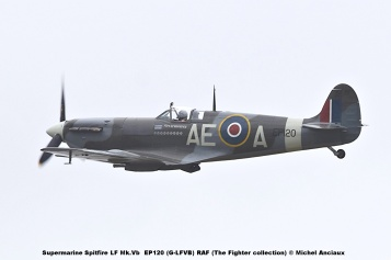 DSC_1427 Supermarine Spitfire LF Mk.Vb EP120 (G-LFVB) RAF (The Fighter collection) © Michel Anciaux