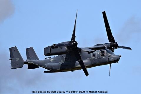 DSC_1460 Bell-Boeing CV-22B Osprey ''10-0051'' USAF © Michel Anciaux