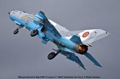 DSC_1650 Mikoyan-Gurevich Mig-21MF-75 Lancer C ''6824'' Romanian Air Force © Michel Anciaux