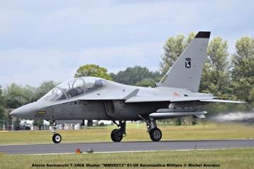 DSC_1876 Alenia Aermacchi T-346A Master ''MM55213'' 61-06 Aeronautica Militare © Michel Anciaux