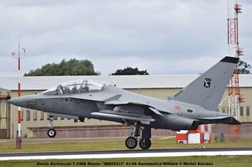 DSC_1878 Alenia Aermacchi T-346A Master ''MM55213'' 61-06 Aeronautica Militare © Michel Anciaux