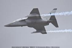 DSC_1887 Alenia Aermacchi T-346A Master ''MM55213'' 61-06 Aeronautica Militare © Michel Anciaux