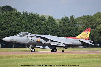 DSC_2322 McDonnell Douglas EAV-8B ''VA.1B-37'' 01-925 Spanish Navy © Michel Anciaux