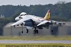DSC_2394 McDonnell Douglas EAV-8B ''VA.1B-37'' 01-925 Spanish Navy © Michel Anciaux