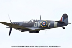 DSC_2420 Supermarine Spitfire MK Vc EE602 (G-IBSY) RAF (Anglia Restorations Ltd) © Michel Anciaux