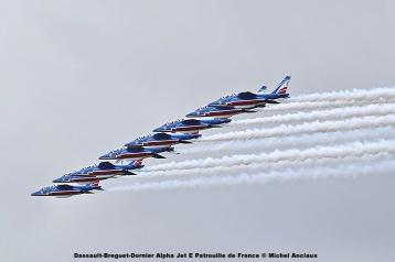 DSC_2462 Dassault-Breguet-Dornier Alpha Jet E Patrouille de France © Michel Anciaux