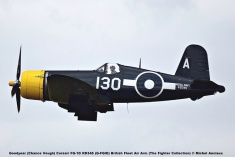 DSC_2482 Goodyear (Chance Vough) Corsair FG-1D KD345 (G-FGID) British Fleet Air Arm (The Fighter Collection) © Michel Anciaux
