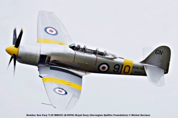 DSC_2495 Hawker Sea Fury T.20 WG655 (G-INVN) Royal Navy (Norvegian Spitfire Foundation) © Michel Anciaux