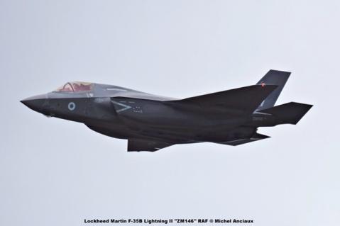 DSC_2586 Lockheed Martin F-35B Lightning II ''ZM146'' RAF © Michel Anciaux