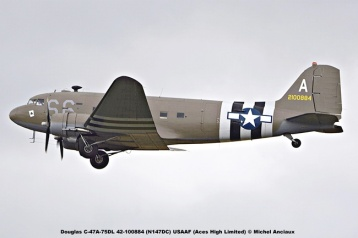 DSC_2633 Douglas C-47A-75DL 42-100884 (N147DC) USAAF (Aces High Limited) © Michel Anciaux