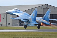 DSC_2770 Sukhoi SU-27P1M Flanker ''39'' Ukrainian Air Force © Michel Anciaux