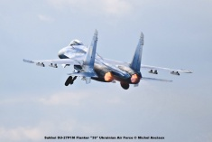 DSC_2772 Sukhoi SU-27P1M Flanker ''39'' Ukrainian Air Force © Michel Anciaux