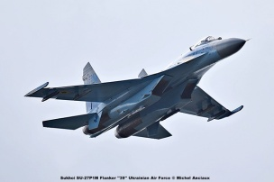 DSC_2800 Sukhoi SU-27P Flanker ''39'' Ukrainian Air Force © Michel Anciaux