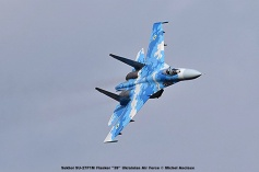 DSC_2918 Sukhoi SU-27P1M Flanker ''39'' Ukrainian Air Force © Michel Anciaux