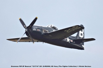 DSC_2936 Grumman F8F-2P Bearcat ''121714'' 201 (G-RUMM) US Navy (The Fighter Collection) © Michel Anciaux