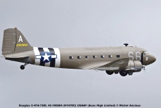 DSC_2969 Douglas C-47A-75DL 42-100884 (N147DC) USAAF (Aces High Limited) © Michel Anciaux